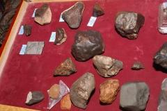 Pokaz meteorytów