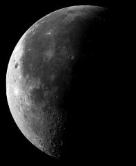 Ostatnia kwadra Księżyca