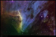 14. IC5070 - Pelikan, Wąskie pasmo..Adam_Jesion.jpg