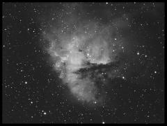 NGC 281 - PacMan