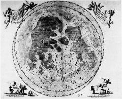 Księżyc według Heweliusza