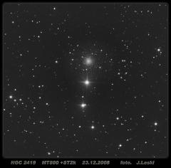 7. JaLe - NGC 2419, Miedzygalaktyczny wędrowiec