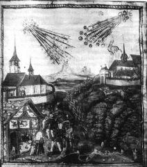 Kometa z roku 1472
