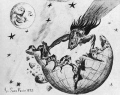 Zniszczenie Ziemi przez kometę