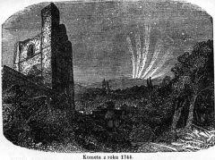 Wielka kometa  z 1744 r