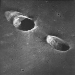 Kratery Messiera na Księżycu