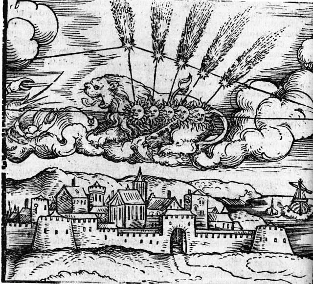 Kometa Halley'a w 1531 r