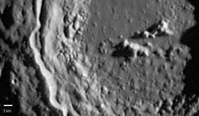 Krater Kopernik na Księżycu
