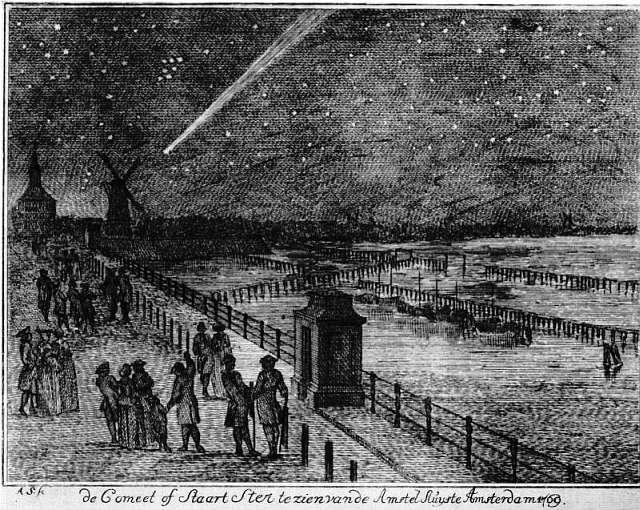 Wielka kometa Messiera z 1769 r