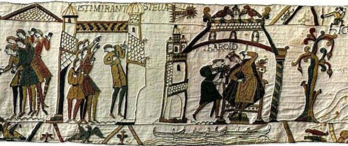 Kometa Halley'a w 1066 roku