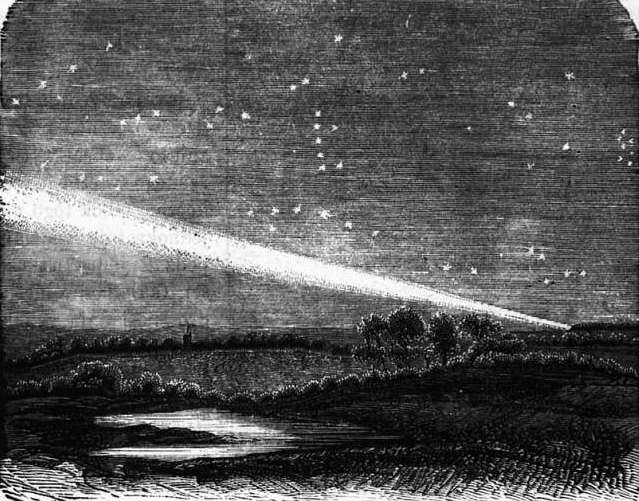 Wielka Kometa z 1843r