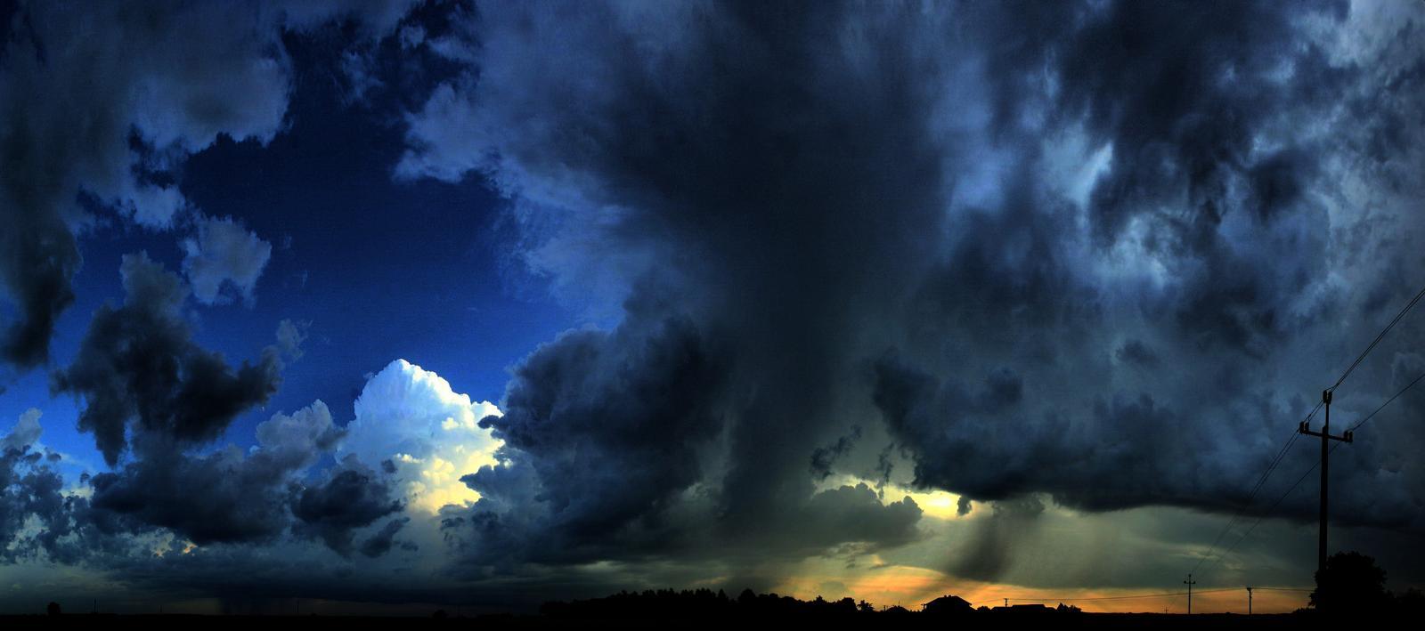 Zbiera się na burzę