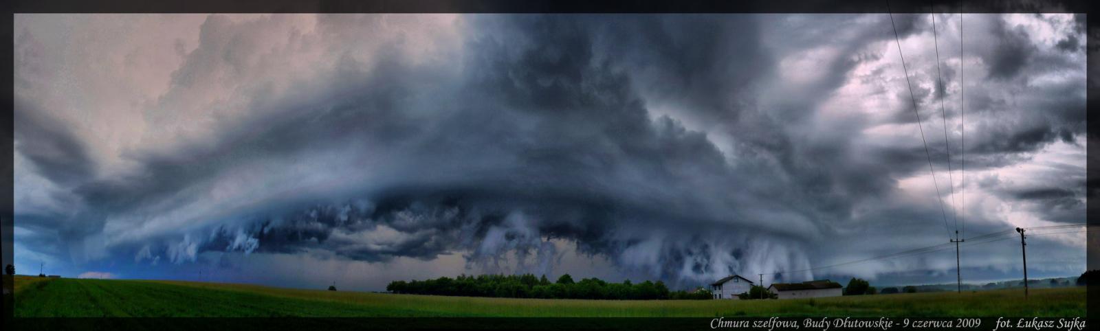 Chmura szelfowa (Wał szkwałowy)