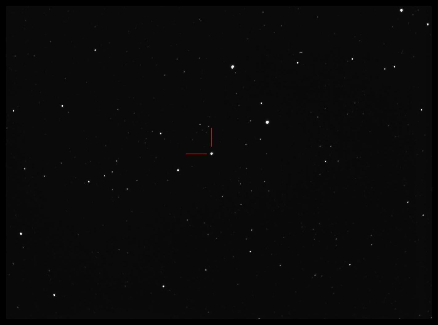 XO-3b uchwycona w trakcie ingressu egzoplanety