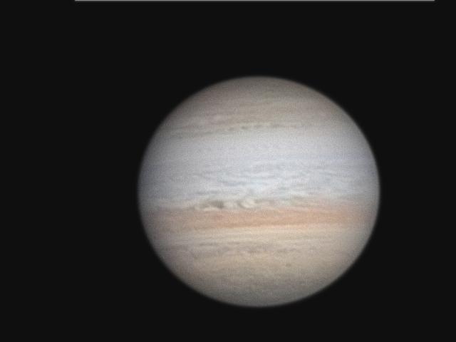 Jupiter 09.08.2010