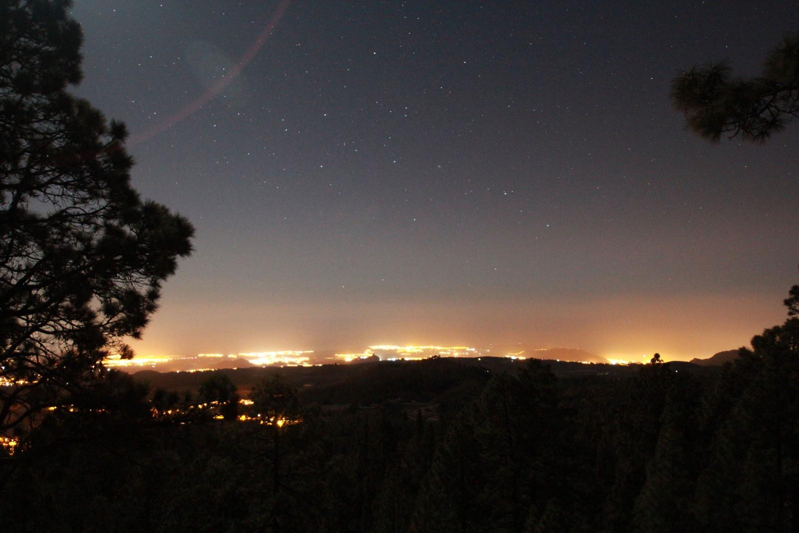 Południowe zbocze Teide