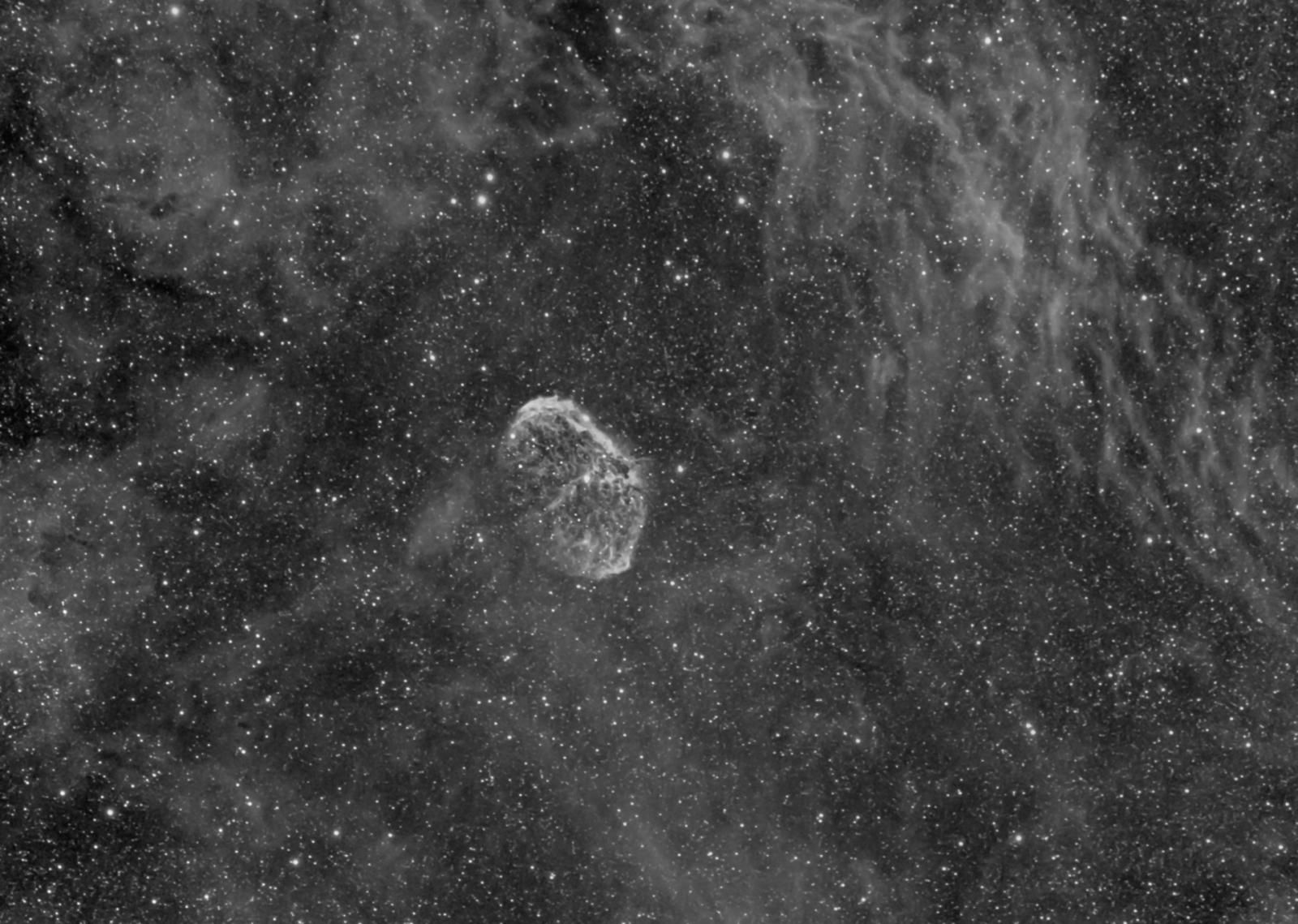 Mgławica Półksiężyc   NGC6888