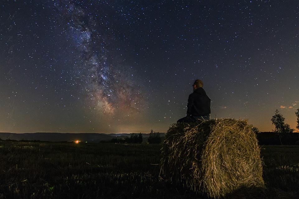 Patrząc na gwiazdy