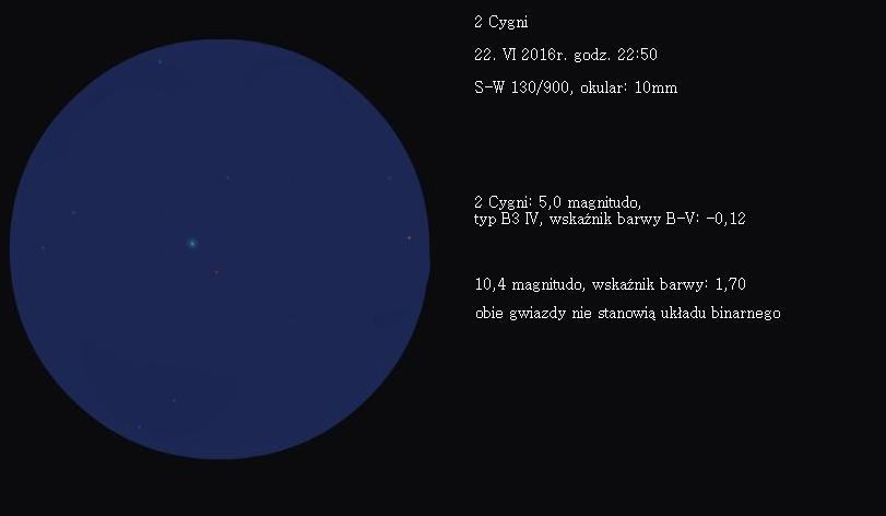 Szkice - gwiazdy binarne oraz o nietypowych zabarwieniach