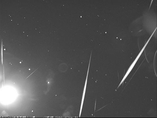 Quadrantid Meteor Shower 2010