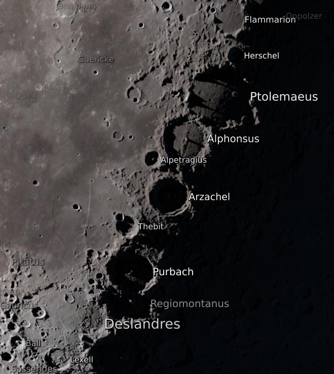 Nad ranem 17.06.2017r_03.00_Cienie w Ptolemeuszu, Alfonsusie, thebicie i Purbachu....jpg
