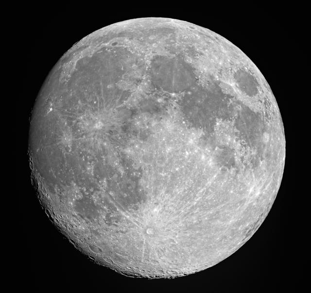 [7.6.2017] Księżyc