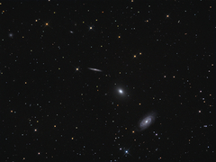 [4.6.2017] Trzy galaktyki - Draco Trio