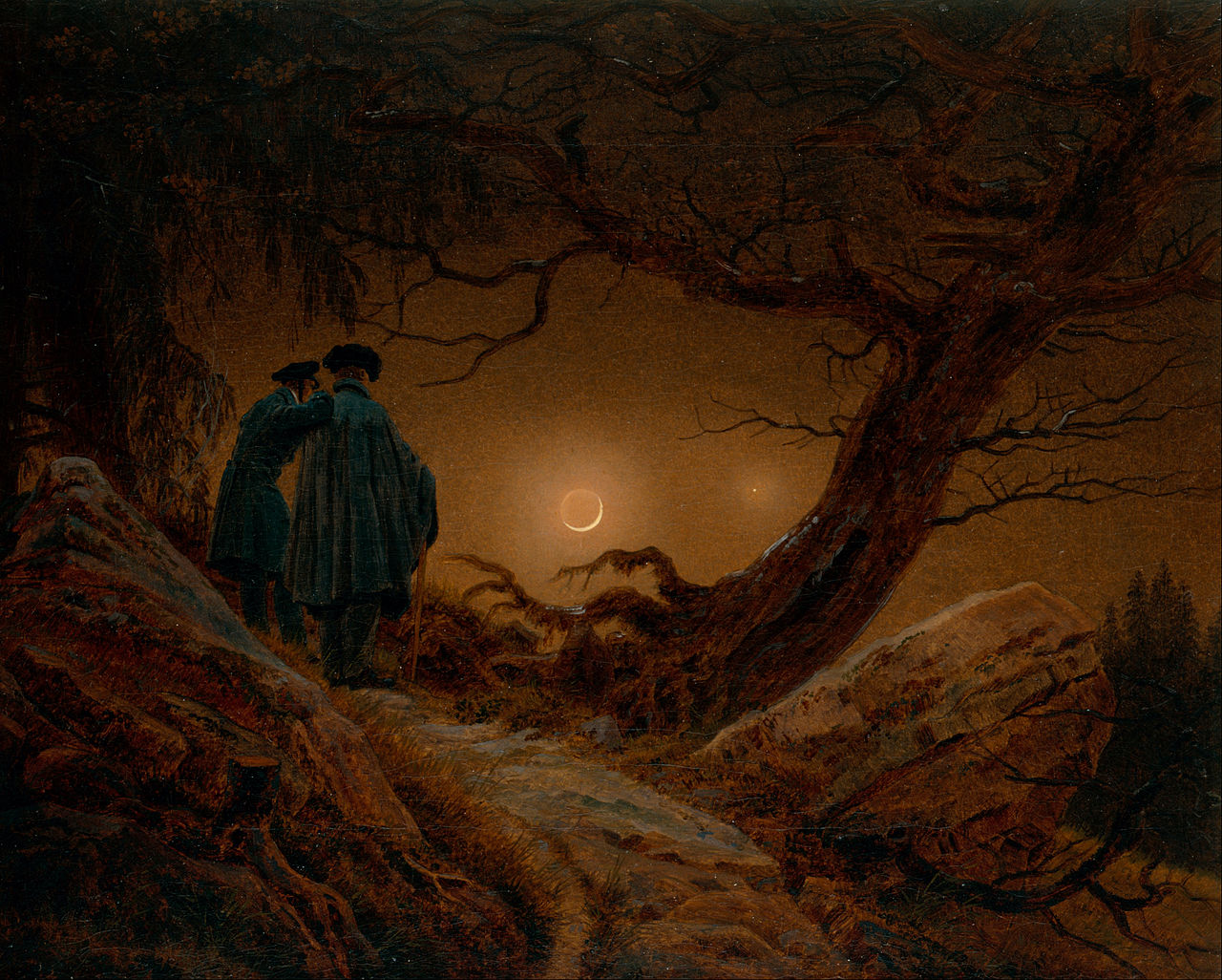 Caspar_David_Friedrich_-_Two_Men_Contemplating_the_Moon_-_Google_Art_Project.jpg.797aa2f05a25c11fc10fef2486f6fb44.jpg