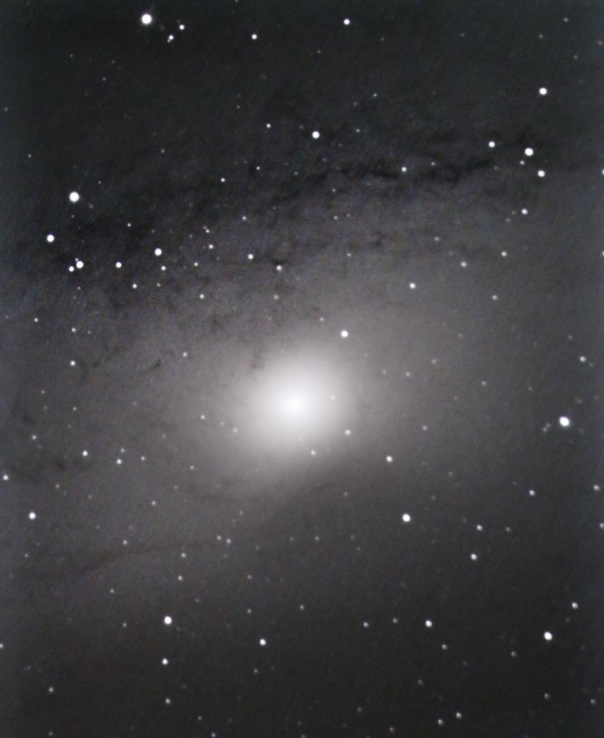 M31 z ASI120MC