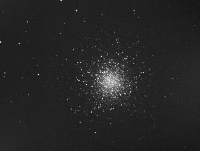 Messier 13 z ASI120