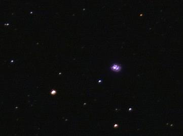 NGC7027 HDR