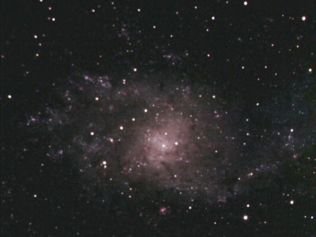 M33 z ASI120MC