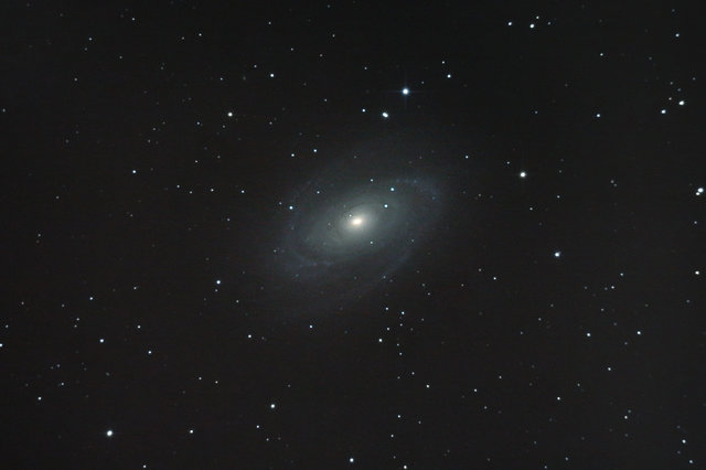 M81 Galaktyka Bode'go