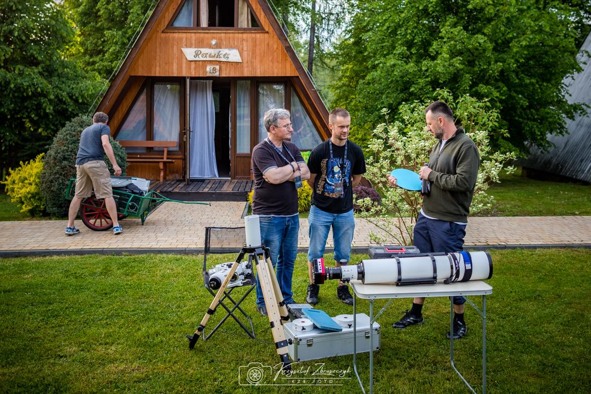 15 Bieszczadzki Zlot Miłośników Astronomii Bukowiec 2018 r - 16..jpg