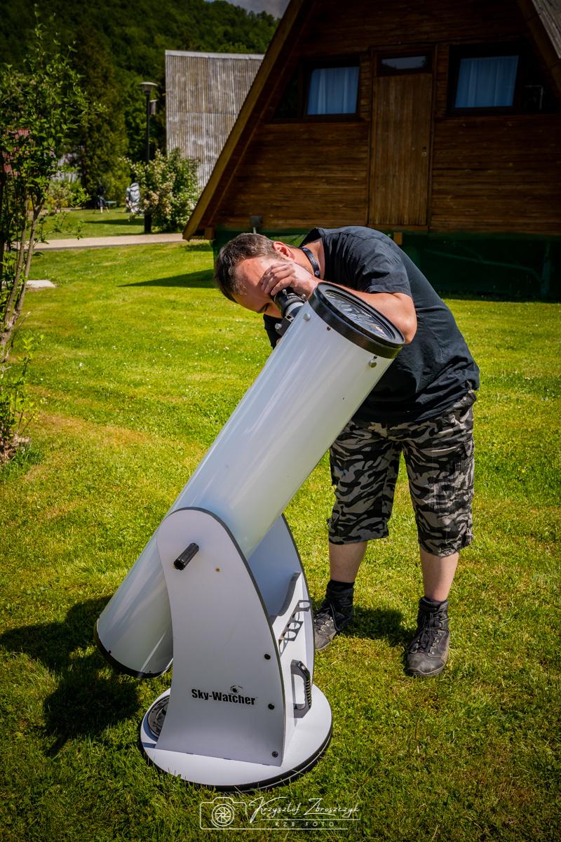 15 Bieszczadzki Zlot Miłośników Astronomii Bukowiec 2018 r - 24..jpg