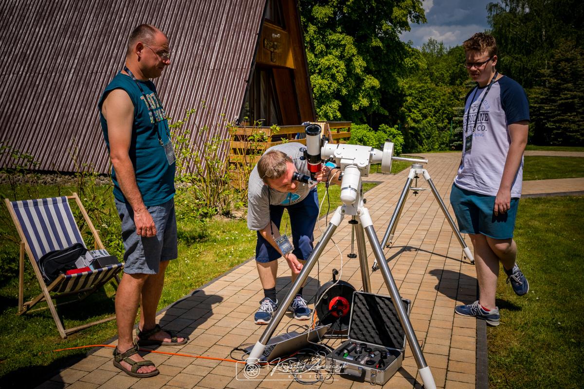 15 Bieszczadzki Zlot Miłośników Astronomii Bukowiec 2018 r - 22..jpg
