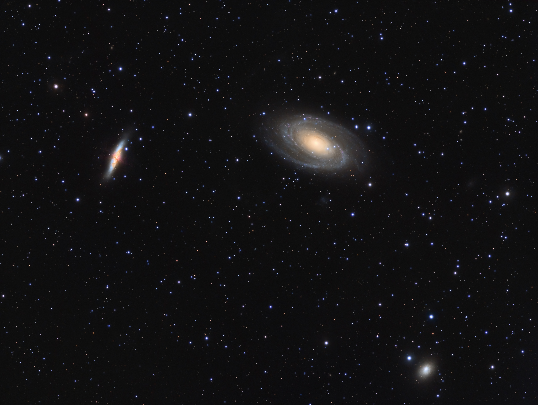 M81 i M81 - ze zlotu w Bukowcu