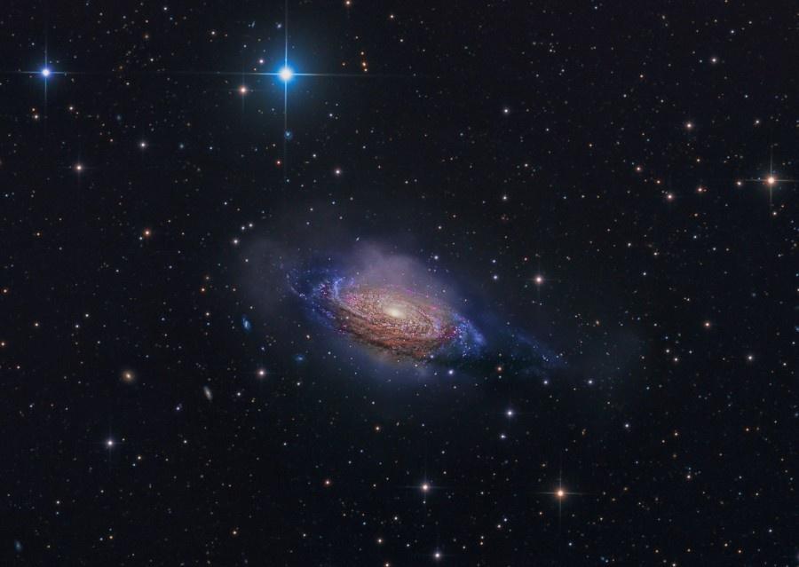G32509_NGC 3521 Mysterious Galaxy © Steven Mohr.jpg
