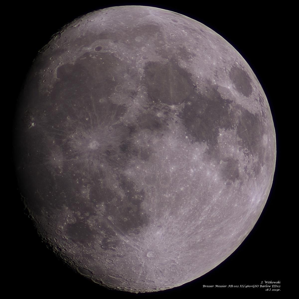 Księżyc 01-18 - wiek 12,9 dni-92%-dystans 365,5 tys km.jpg