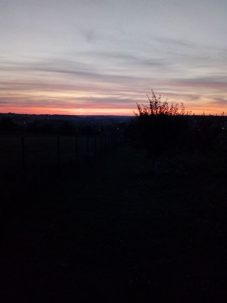 Zachód Słońca 17 Czerwiec Luborzyca..jpg