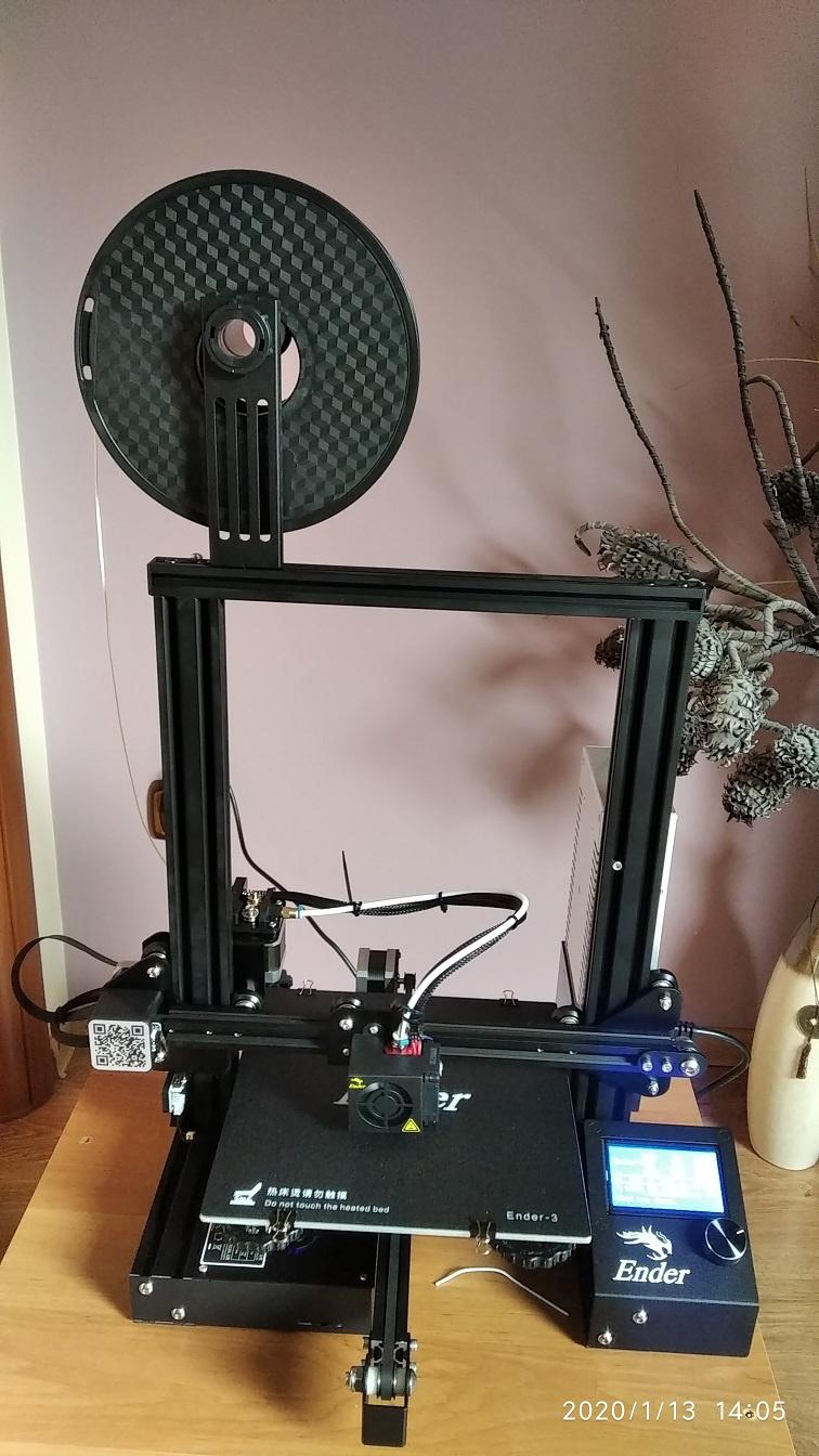 Druk 3d. Projekty wydruków przydatnych w astronomii amatorskiej i nie tylko amatorskiej.