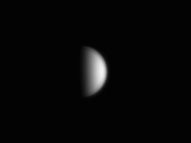 Venus faza84.5   18.03.2020r_18.14_MAK150F4900_ASI290MM_Halpha 35nm_Drizzle150_Resize105....jpg