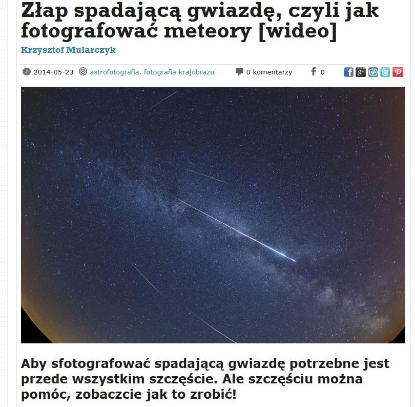 Oksymorony I Wiersze Związane Z Astronomią I Kosmosem