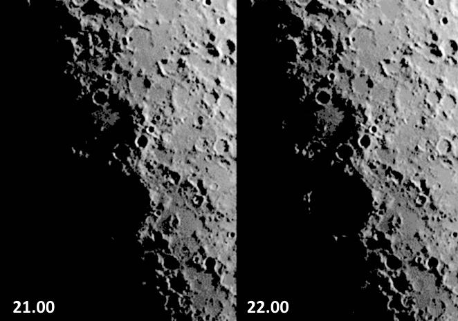 CC_Świt w kraterze Hipparchus 11 lipiec_21.00_22.00....jpg