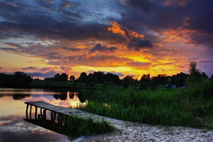 Mazurskie jezioro.JPG