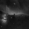 Mgławica Koński Łeb   B33 IC434