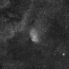 Mgławica Tulipan   Sh2 101